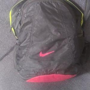 Nike Heavy duty backpack $28,sz+free Nike  hat…